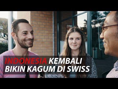 PADUAN SUARA INDONESIA JUARA SATU DI MONTREUX SWISS