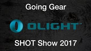 Olight New Lights (25,000 Lumen X9, X7R, M2R, & More) - Shot Show 2017