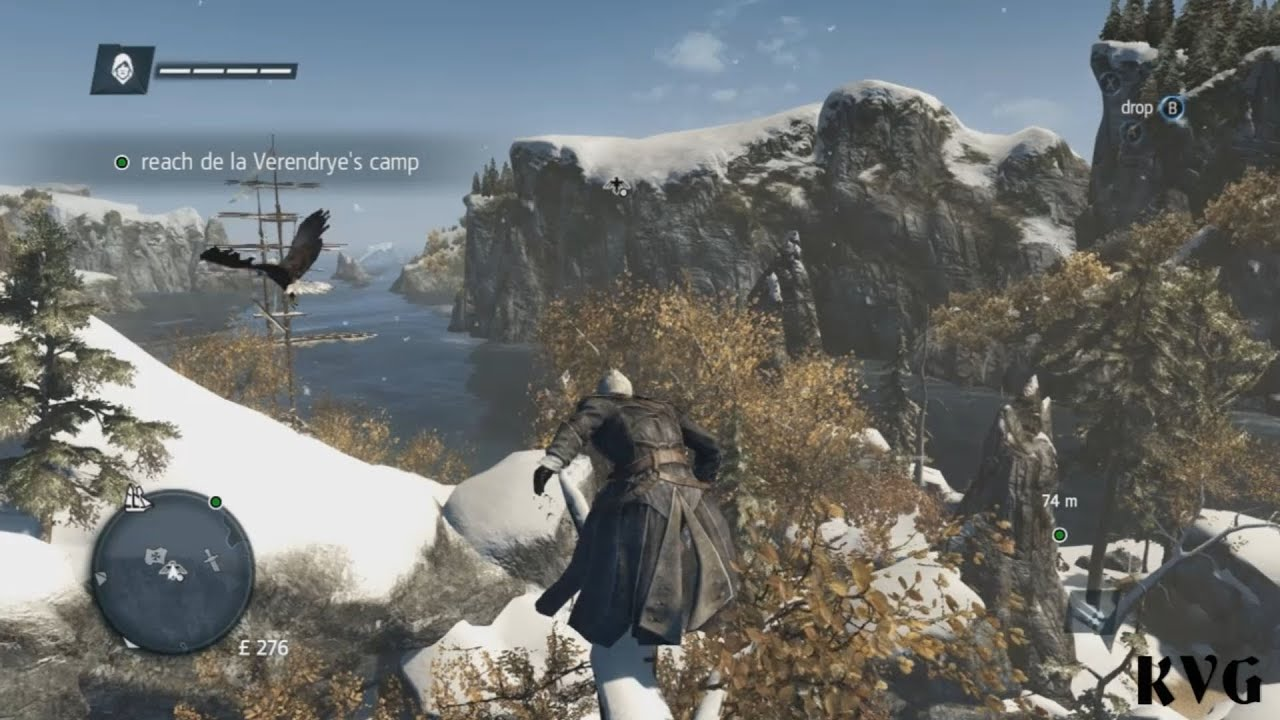 Assassin S Creed Rogue Gameplay Pc Hd Youtube