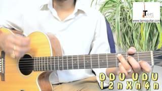 Sabse peeche hum khade (Mohit Chauhan) guitar lesson www.tamsguitar.com