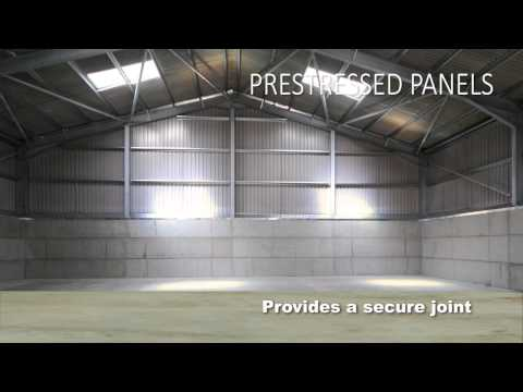 Poundfield Products Prestressed Concrete Panel