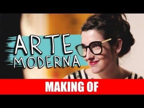 Making Of – Arte Moderna