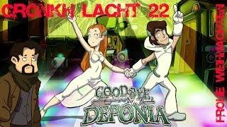 Gronkh lacht 22 - Weihnachten 2013 - Deponia 3