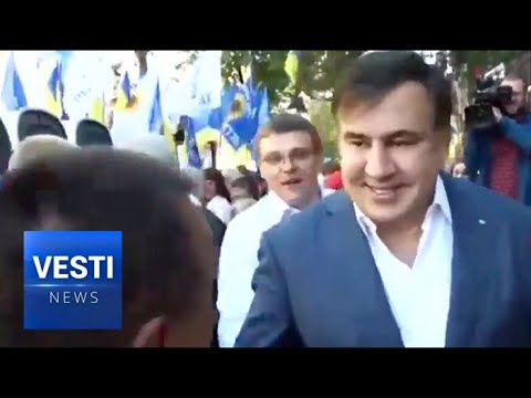 Saakashvili Vs. Poroshenko: Chaos in Ukraine Continues to Escalate