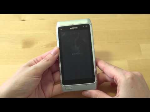 Nokia N8 Test Erster Eindruck