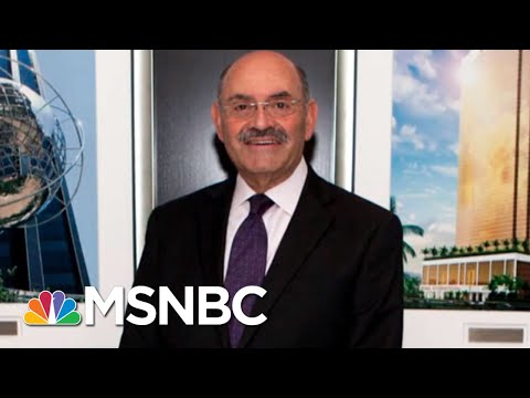 New York State Tax Dept. Investigating President Donald Trump Foundation | Velshi & Ruhle | MSNBC