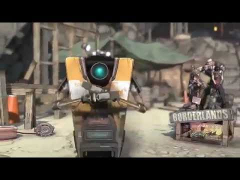 Borderlands 2 - Official Trailer [HD]