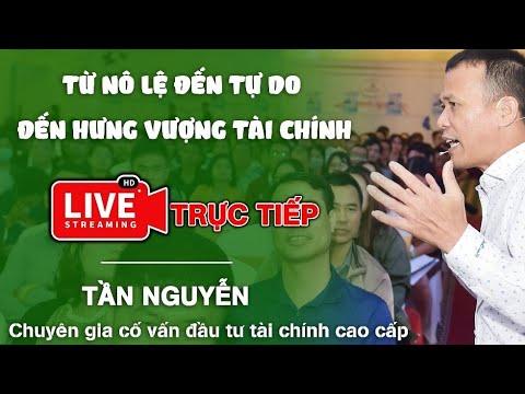 Tần Nguyễn TỪ NÔ LỆ ĐẾN TỰ DO TÀI CHÍNH VÀ HƯng VUỌNG