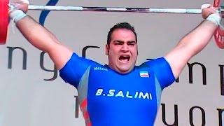 2010 World Weightlifting Championships, Men +105 kg \ Тяжелая Атлетика. Чемпионат Мира