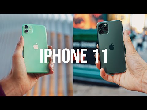Apple iPhone 11 Review Videos