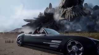 Final Fantasy 15/Final Fantasy XV - Gameplay Trailer (TGS 2014) (PS4/Xbox One)