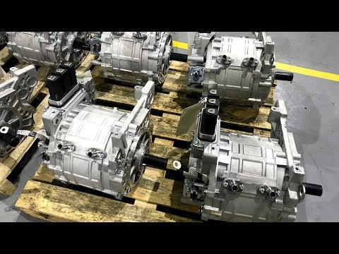 New Energy Vehicles Motor Engine FACTORY_Build a powerful Electric MOTOR for Your Car