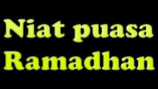 Download Video Bacaan niat puasa  Ramadhan MP3 3GP MP4
