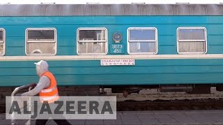 Mongolia sees light over 'New Silk Road'