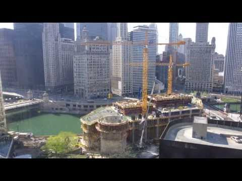 Trump Tower Construction Time Lapse