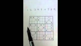 Sudoku Strategies - Two Simple Tips