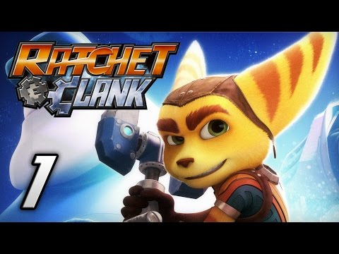 Ratchet & Clank PS4   Episode 1 - Let's Play