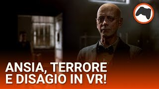 Recensione The Inpatient PSVR - L'horror definitivo o occasione sprecata?