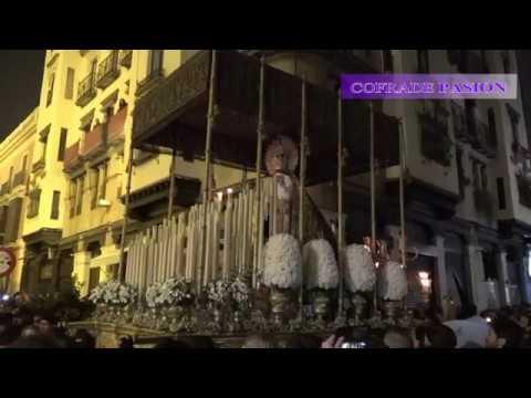San Isidoro por la Cuesta del Rosario y Luchana (Semana Santa Sevilla 2018)