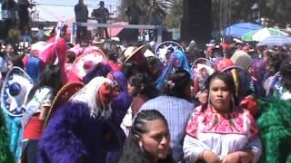 carnaval de santa ana hueytlalpan hidalgo 2013