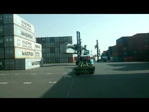 Shipping Process - Container Movement