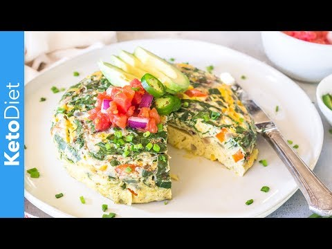 Easy Low-Carb Instant Pot Frittata