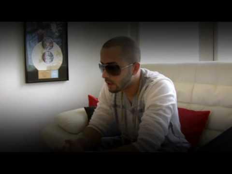 Wisin y Yandel - InterView DVD Los Extraterrestres: Otra Dimencion HD