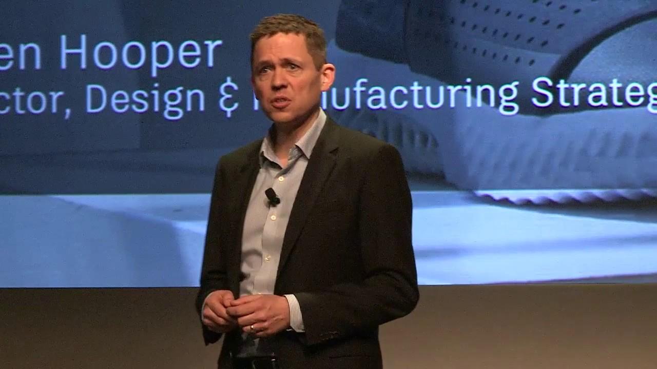 DEVELOP3D Live 2017 - Stephen Hooper, Autodesk