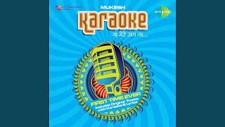 Main Pal Do Pal Ka Shair Hoon Karaoke