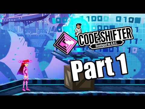 CODE SHIFTER Gameplay Walkthrough Part 1 - No Commentary [Nintendo Switch]