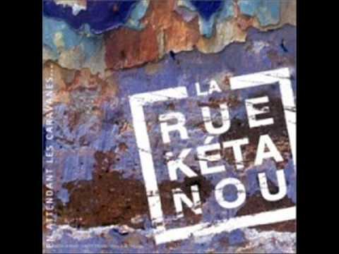 Les Mots - La Rue Ketanou