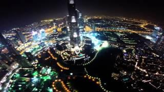Dubai - Top of Burj Khalifa