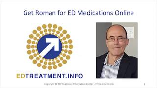 05 - Roman for ED Medications Online - REVIEW