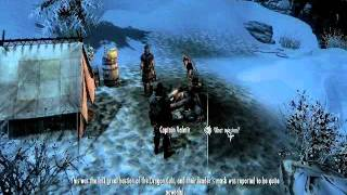 Repeat youtube video Skyrim - Easy way to learn Storm Call - Forelhost complete Walkthrough guide location shout
