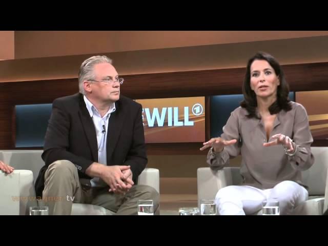 Anne Will Mittwoch - die PK als Talkshow