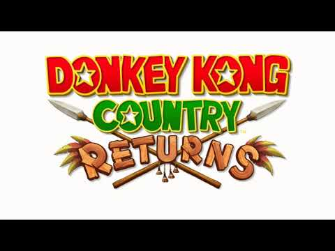 Donkey Kong Country Returns OST - Minecart Cruise