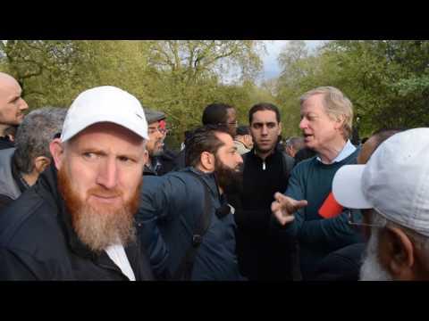 The System! Hamza,Abbas & Imran vs Atheist | Speakers Corner | Hyde Park