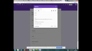 Как создавать гугл формы