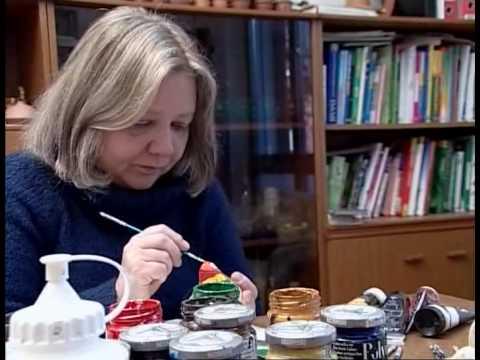 sassi dipinto : Sassi dipinti di Giuliana Lazzarini - YouTube