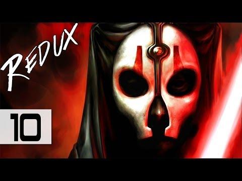 Star Wars: Knights Of The Old Republic 2 - Walkthrough - [Light Side] - Part 10 - Random Sith Attack