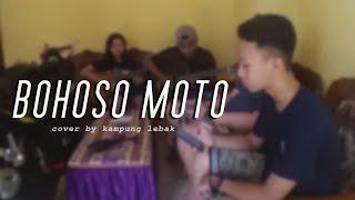 Bohoso Moto - Cover