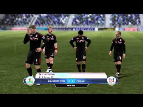 FIFA 12 - Fulham FC - Manager Mode Commentary - Episode 10 -