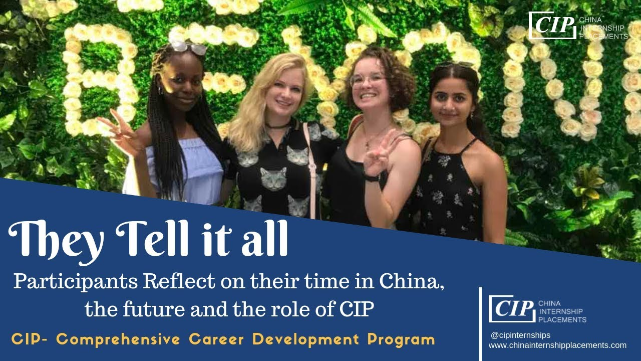 Get The Best Internship in China and Learn Chinese Language