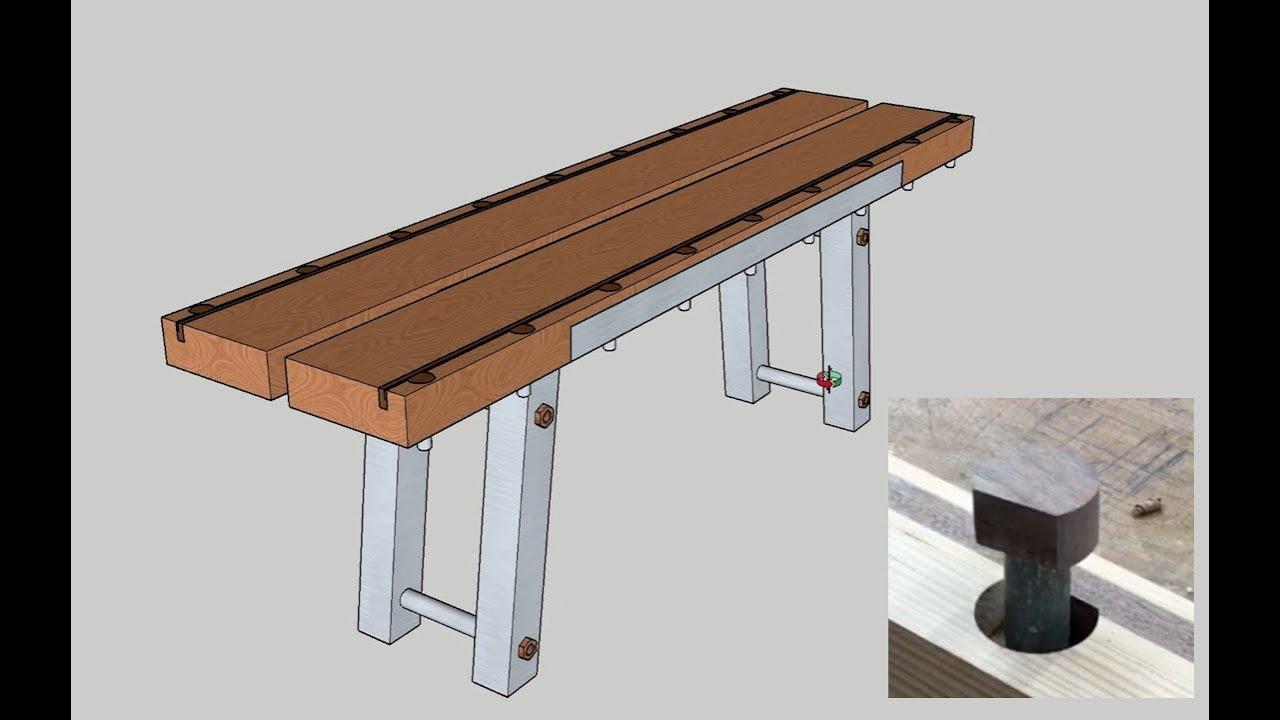 Exceptionnel Workbench 1   Plans, Magnet Dogs, Tools, Build Details