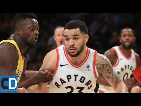 Why Fred VanVleet Is An Impact Player For The Raptors