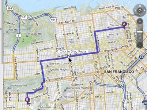 Mapping A Location With MapQuest