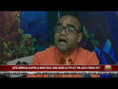 GIS Dominica National Focus for May 25th 2017