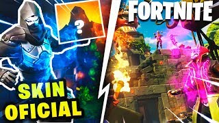 NEW OFFICIAL FORTNITE ROAD TRAVEL SKIN *MYSTERIOUS AREA AND CHARGE SCREEN7 & 8*