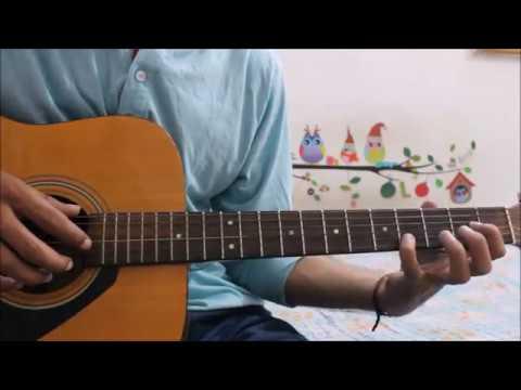 Photograph Ed Sheeran Hindi Guitar Cover Lesson Chords Intro
