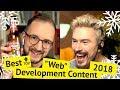 "Best ""Web"" Development Content of 2018"